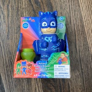 PJ Mask action bubble blower